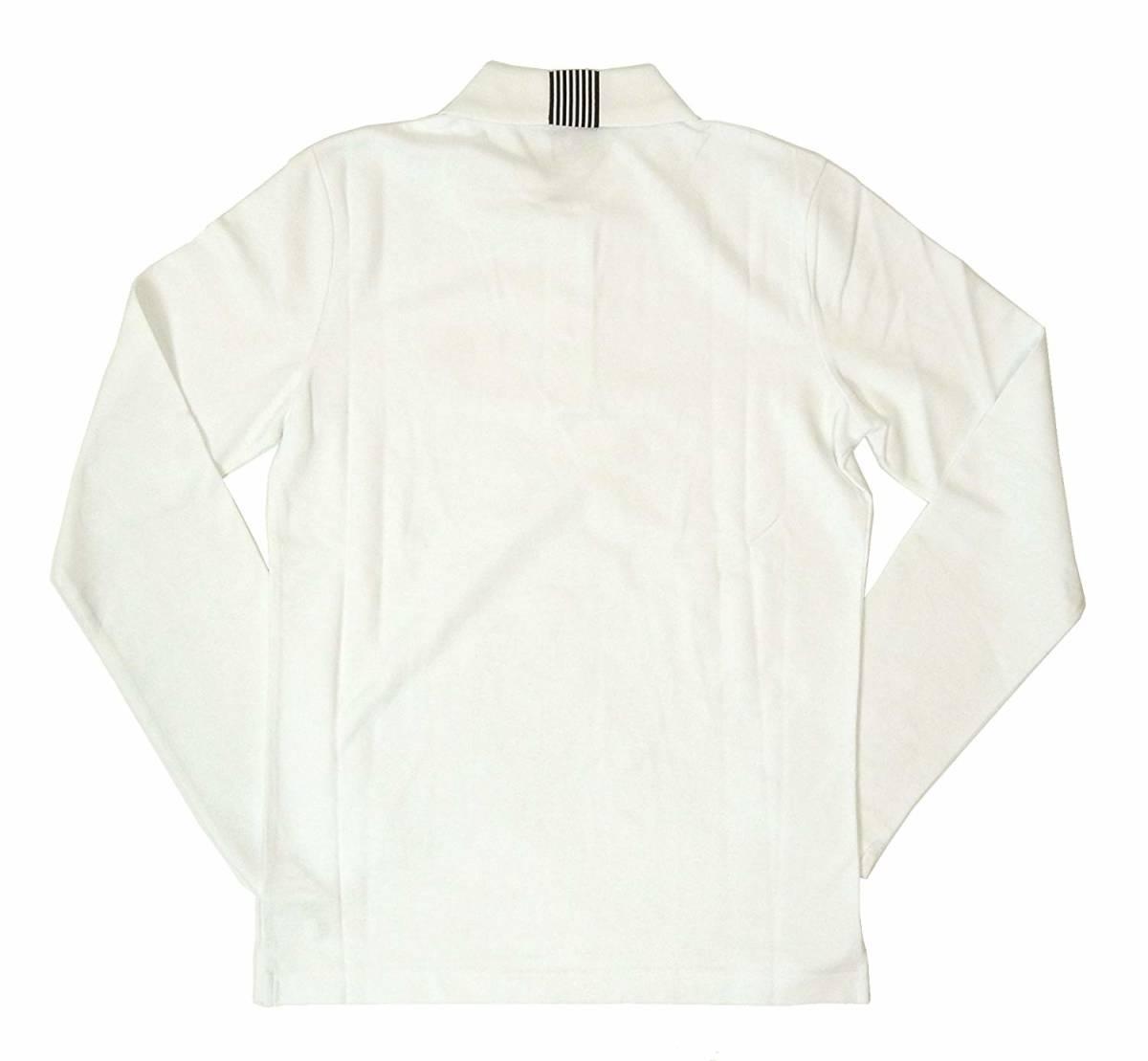 new product 9871f 2e5c5 代購代標第一品牌- 樂淘letao - アルマーニゴルフ長袖ポロシャツ ...