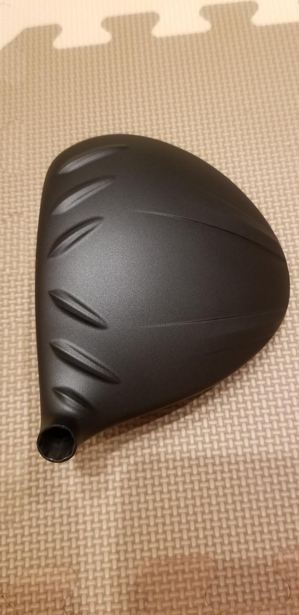 [美品]PING ピン G410 PLUS プラス 9° ドライバー ヘッド 単体 HC/レンチ スリーブ2個付き 日本仕様正規品 _画像3