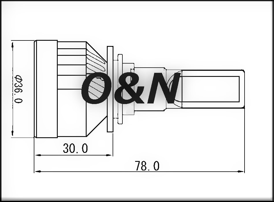CuttingEdge。O&N専用筐体。完璧な発光。