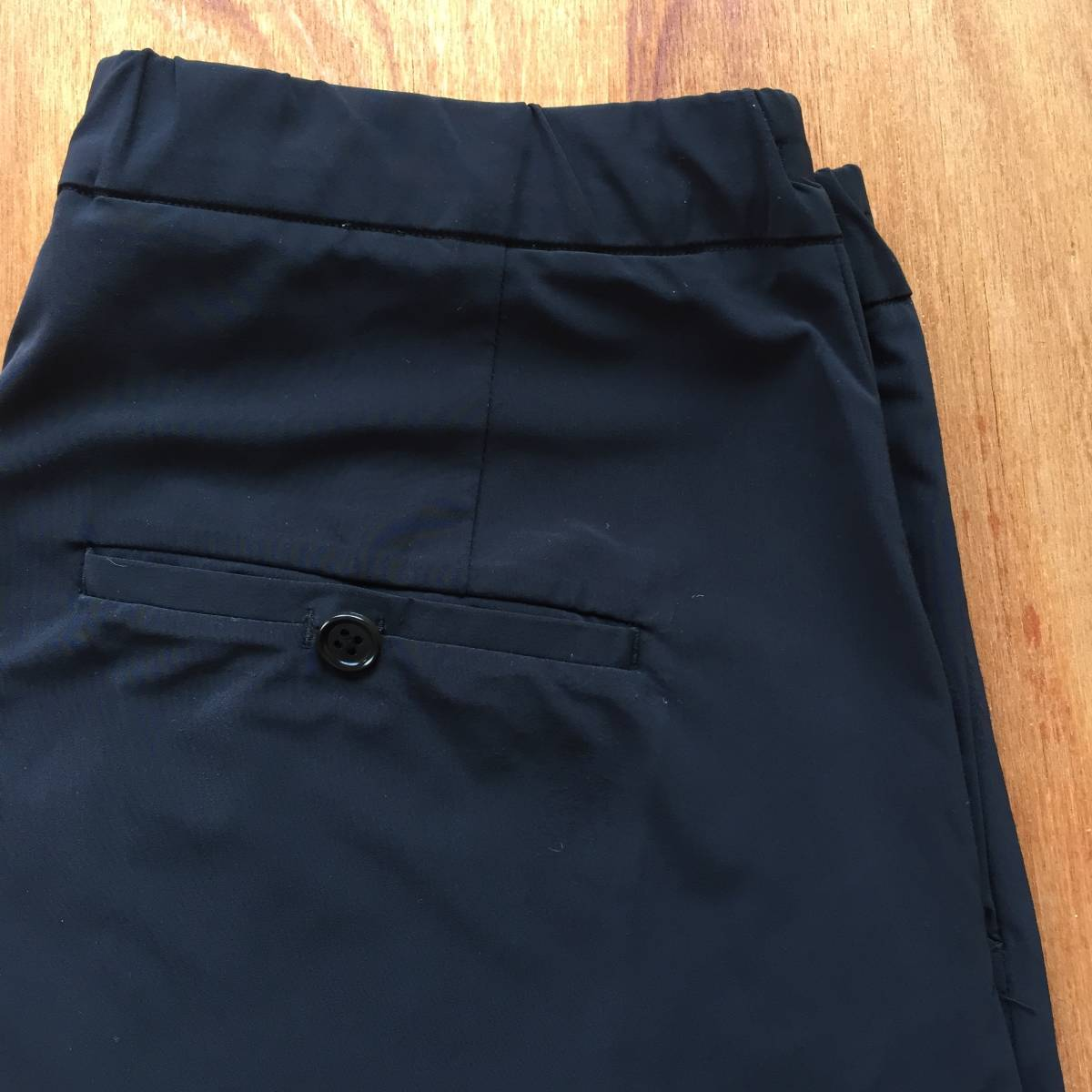 YAECA ERGONOMIC 14610 2WAY WIDE PANTS (検 1ldk) _画像7