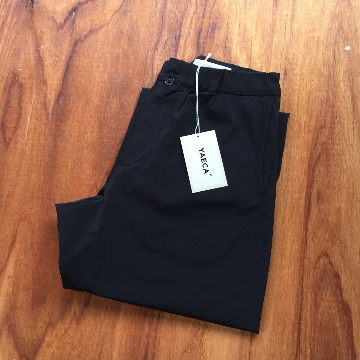 YAECA ERGONOMIC 14610 2WAY WIDE PANTS (検 1ldk) _画像8