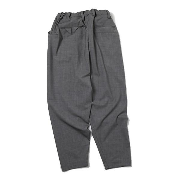 SUNSEA SNM-G-Pants Charcoal Gray (検 min nano 1ldk) _画像4