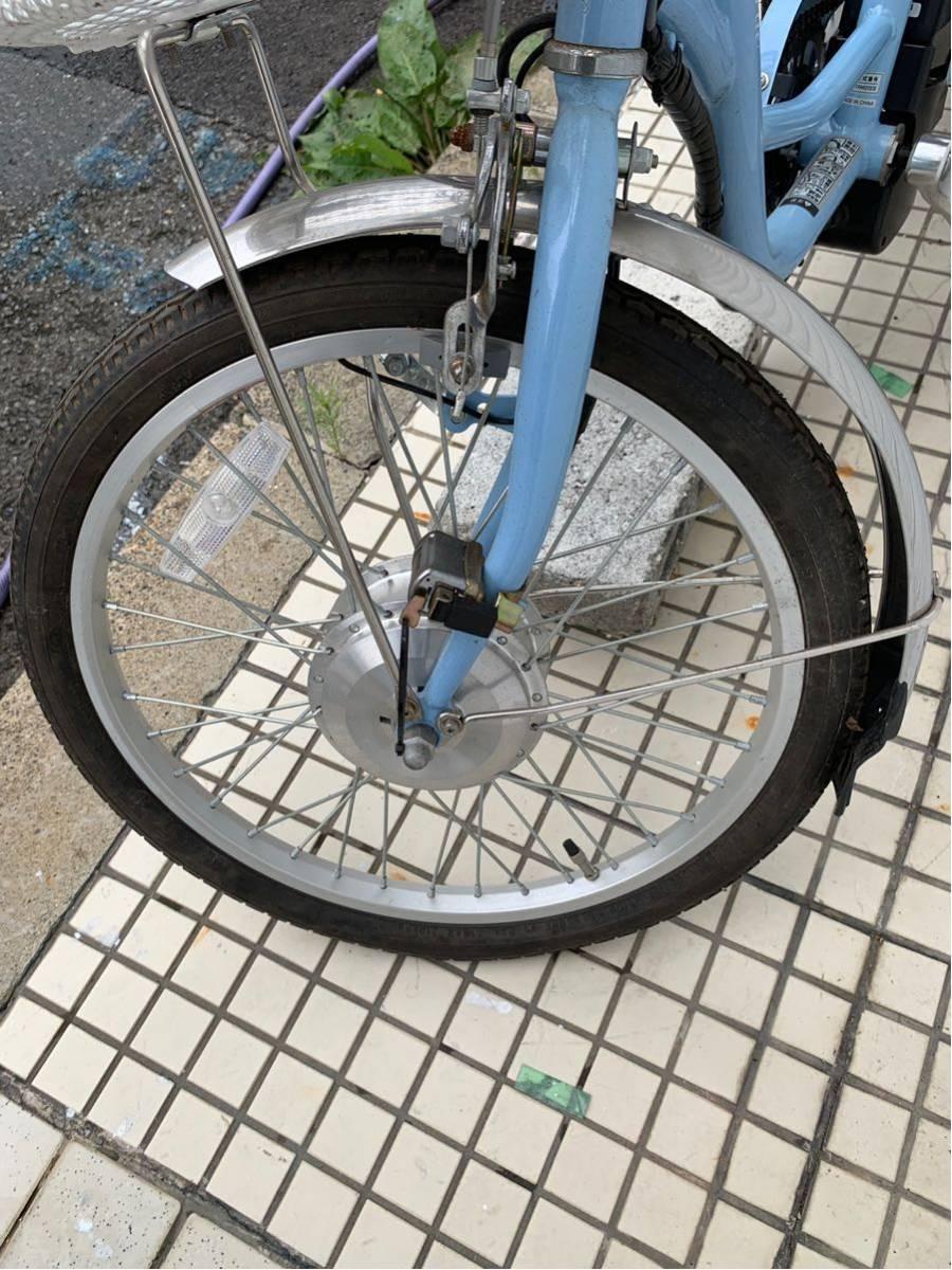 ミムゴ 電動アシスト3輪自転車 アシらくチャーリー MG-TRM20EB _画像7