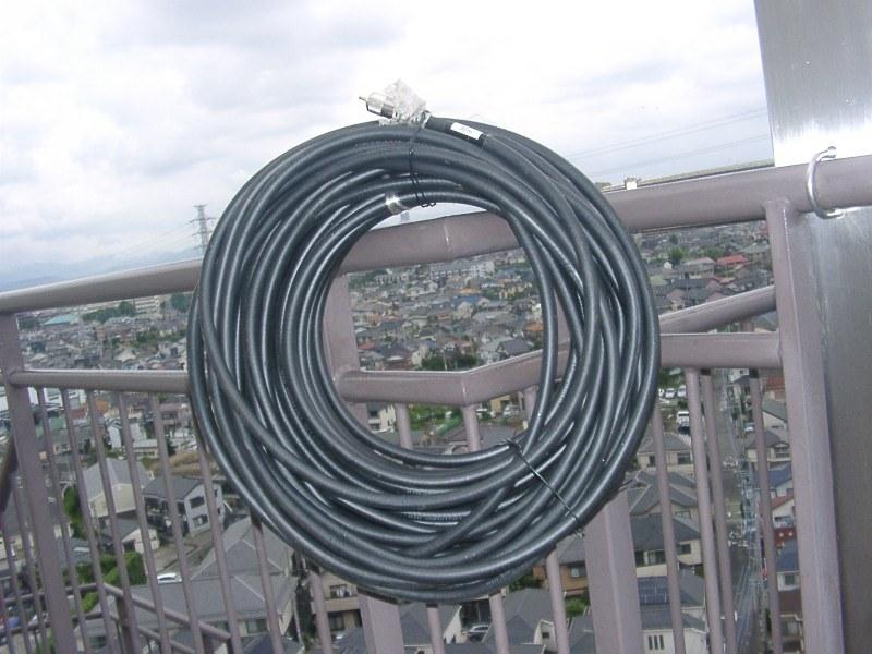 フジクラ 10D-FB ーLITE  30m同軸ケーブル 中古品 送料込み_画像7