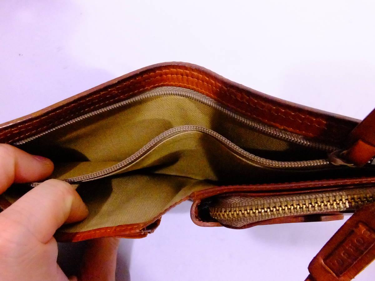 76_T730)【送料無料】コルボ CORBO -SLATE- スレートシリーズ 三つ折り財布_画像5