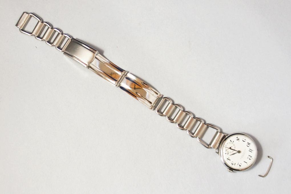 ユリスナルダン ヴィンテージ 腕時計(1531/ULYSSE NARDIN LOCLE&GENEVE/手巻き/機械式_画像3