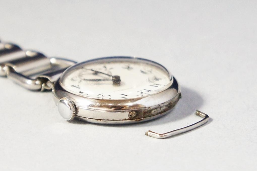 ユリスナルダン ヴィンテージ 腕時計(1531/ULYSSE NARDIN LOCLE&GENEVE/手巻き/機械式_画像2