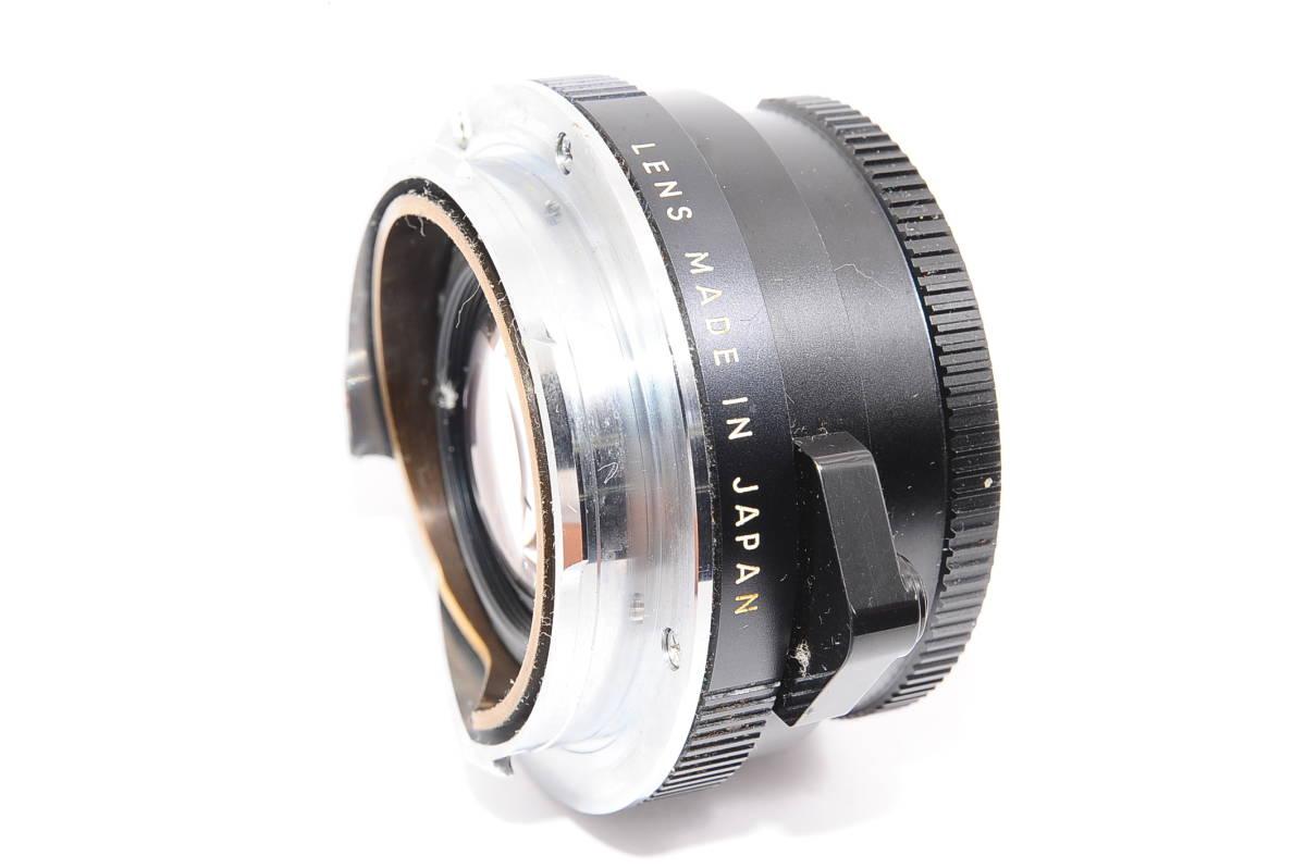【極上品】 ミノルタ M ロッコール MINOLTA M-ROKKOR 40mm F2 マニュアルフォーカス / MF 一眼レンズ [2024285]_画像4