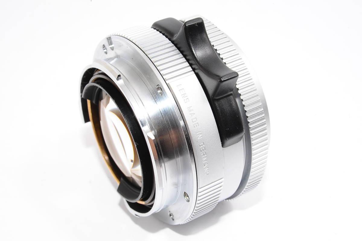 【美品】 ライカ ズミクロン LEICA SUMMICRON-M 35mm F2 E39 ドイツ製 [3640374]_画像4