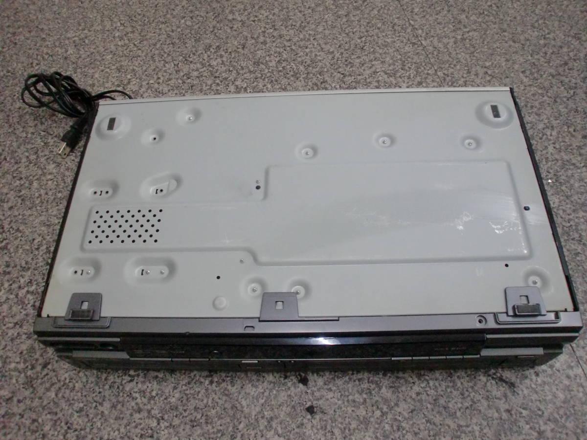 ジャンク★DXアンテナ 一体型 DVD/ビデオデッキ ブラック DXR160V AY-0613-10_画像2