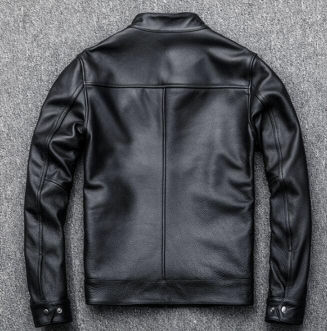 高級感満載*高品質★上層牛革100%男子空軍飛行スーツ レザージャケット メンズレザーウェア レザージャケット サイズ選択可 k23_画像3