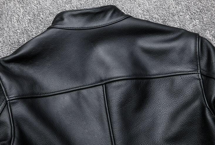 高級感満載*高品質★上層牛革100%男子空軍飛行スーツ レザージャケット メンズレザーウェア レザージャケット サイズ選択可 k23_画像6