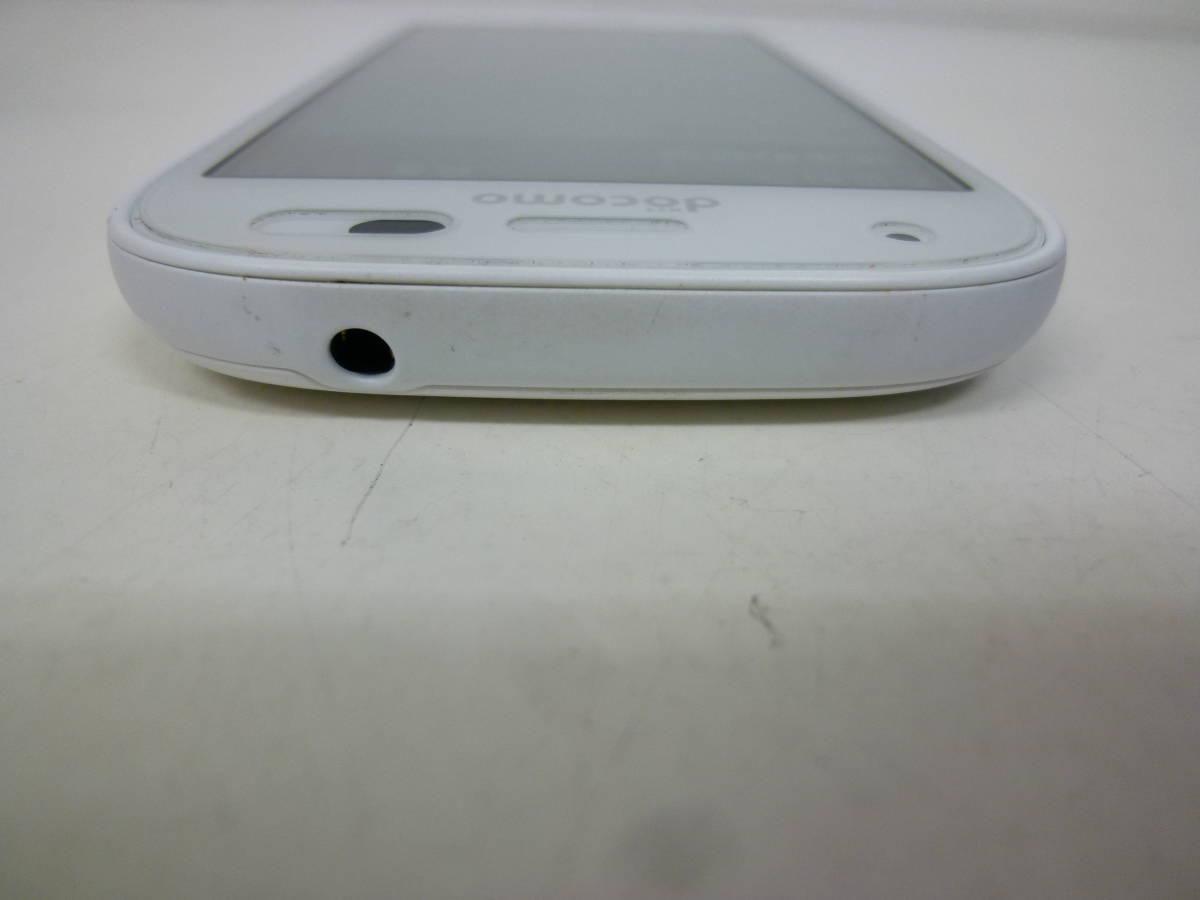 ☆docomo らくらくスマートフォン4 F-04J ホワイト 美品☆_画像7
