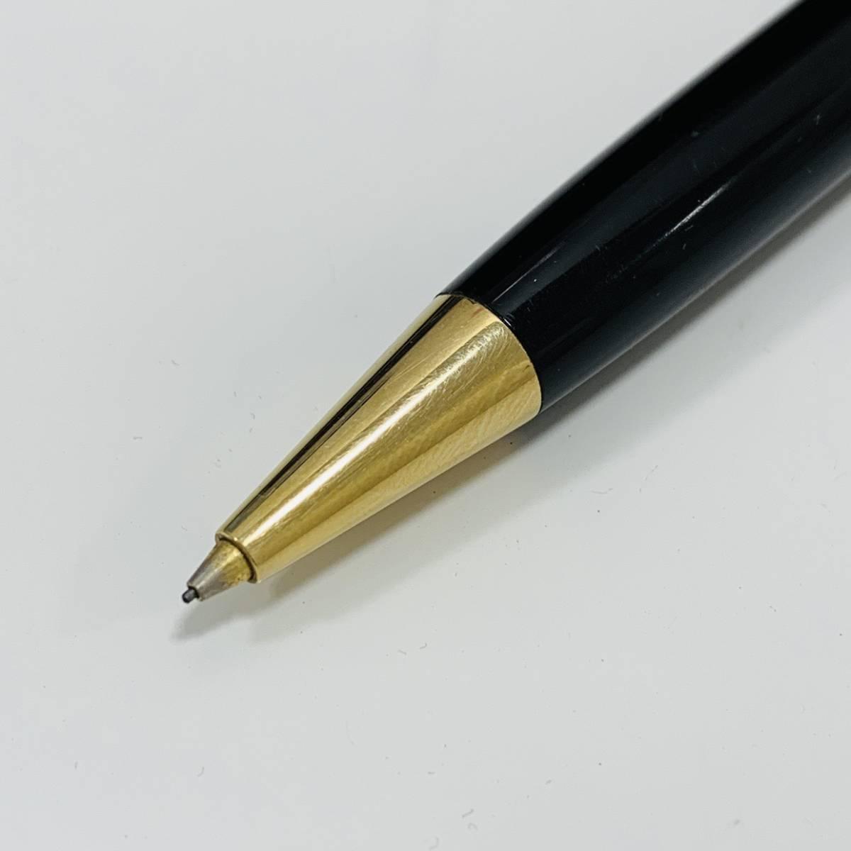 【3410】 高級 MONTBLANC モンブラン MEISTERSTUCK マイスターシュテュック シャープペン シャープペンシル 箱付き_画像5