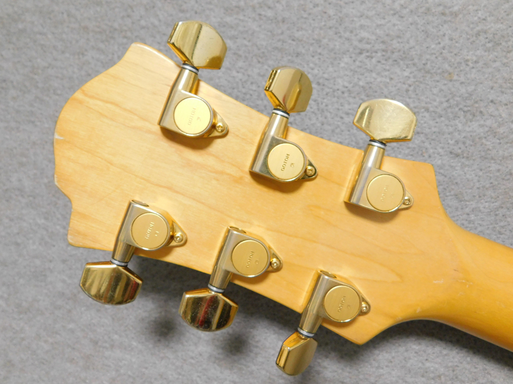 ギター入門セット hide modelタイプ(sb)+アンプ、チューナー等_画像5