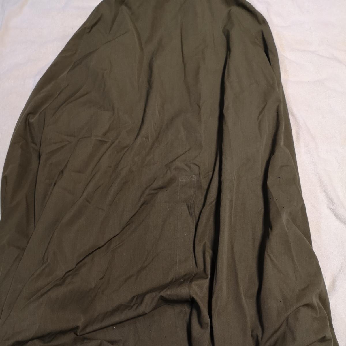 日本軍 将校マント 少尉 外套 襟章付き 戦前 洋品店仕立 軍服_画像9