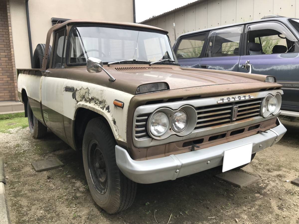 トヨタ TOYOTA スタウト2000 RK101 4ナンバー 旧車