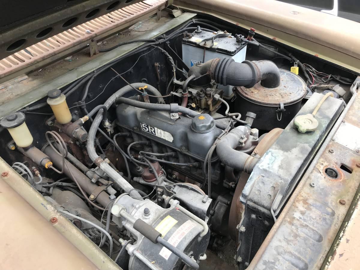 トヨタ TOYOTA スタウト2000 RK101 4ナンバー 旧車_画像6