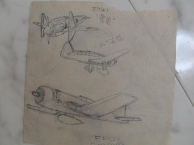 日米英飛行機便覧 参謀本部 極秘 印 性能概要 写真  海軍 陸軍 P40カーチス スピットファイア B19 ホーカーハリケーン_画像10