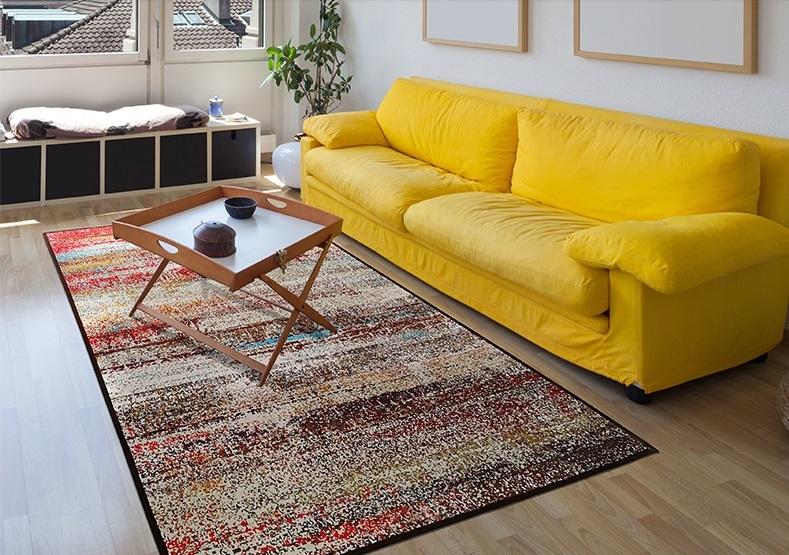 ◆新品 ◆ 未使用 ◆ペルシャ絨毯◆リビングサイズ 160cm×230cm ◆高密度◆ 精製品 1-08_画像2