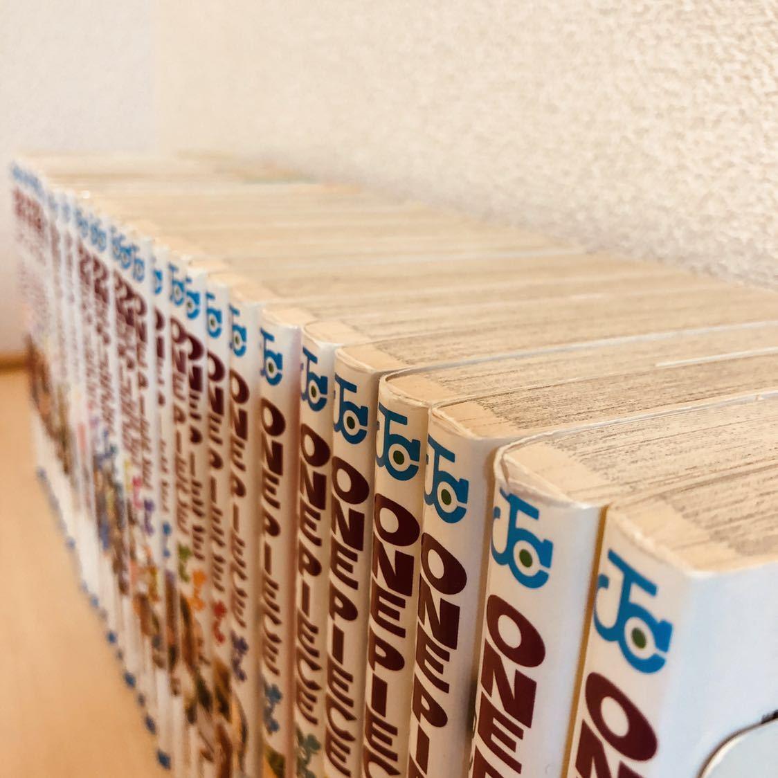 【送料無料・新品有】ワンピース 全巻セット 1巻~92巻 最新刊 漫画 マンガ コミック ONE PIECE 匿名配送_画像3
