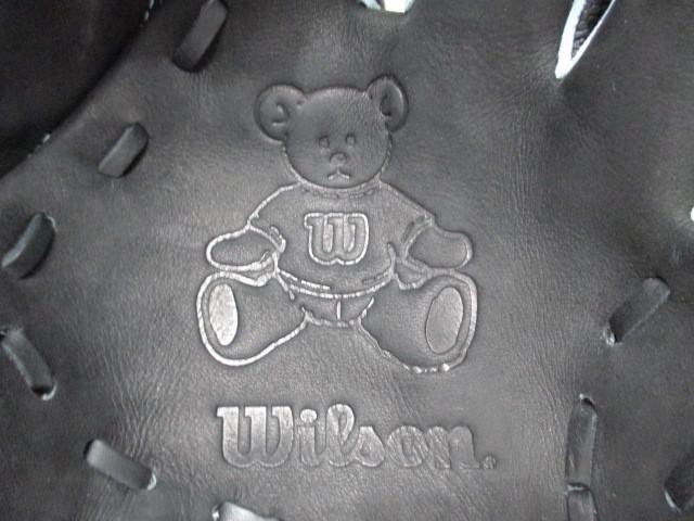 Wilson Bear ウィルソンベアー ソフトボール用 内野手用 グラブ SBS57B_画像8
