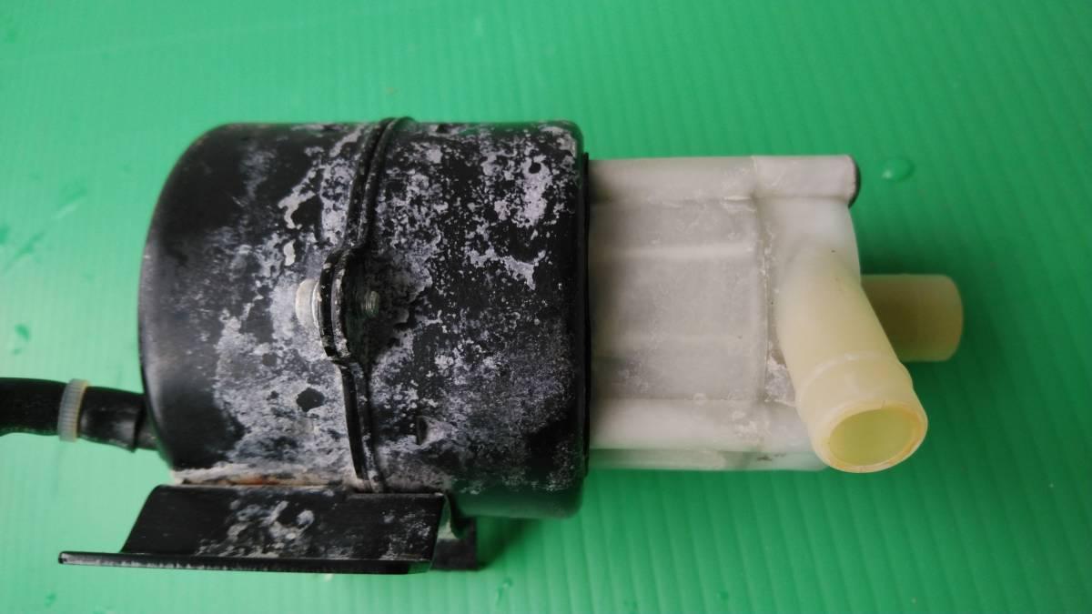 ホシザキ製氷機 IM-55L製氷ポンプ LMP-20CP kitasiba electric magnet pump   中古品_画像5