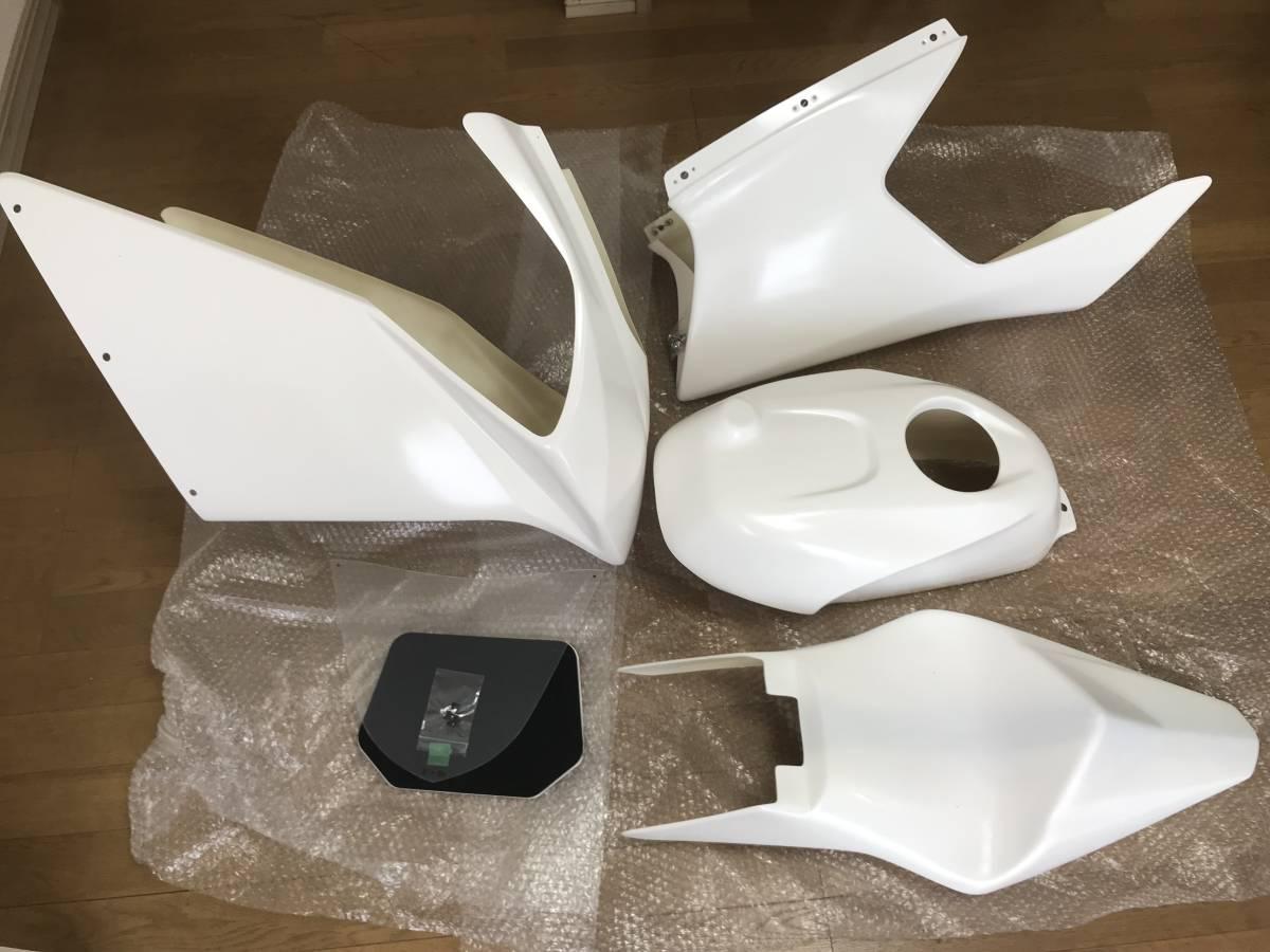新品Y2S フルカウルセット NSR50/NSR80/NSR mini用
