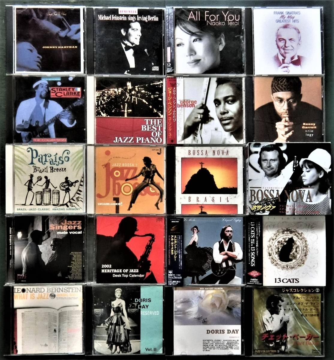 ジャズ、フュージョンなどのCD まとめて45枚セット キース・ジャレット,アール・クルー,マイルス・デイビス ほか_画像3