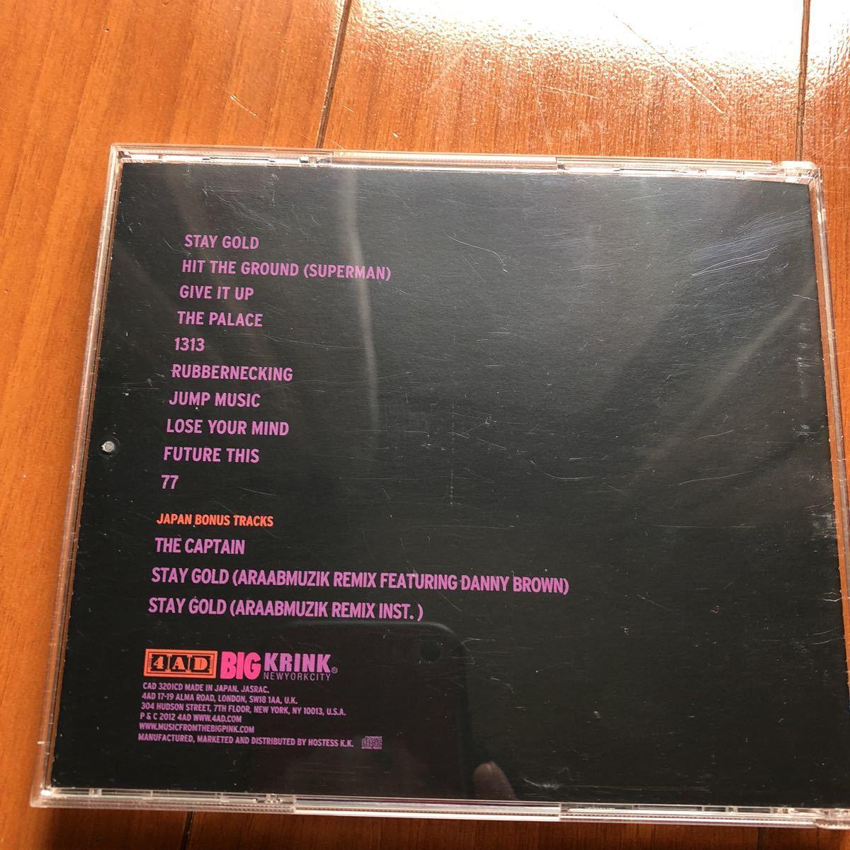 big pink CD二枚セット ビッグピンク_画像5