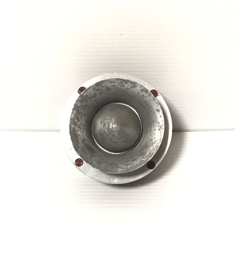 売り切り美品 JBL 075 16Ω トゥーイーター 初期型 赤封印 一つのみ 太端子 馬蹄付き_画像8