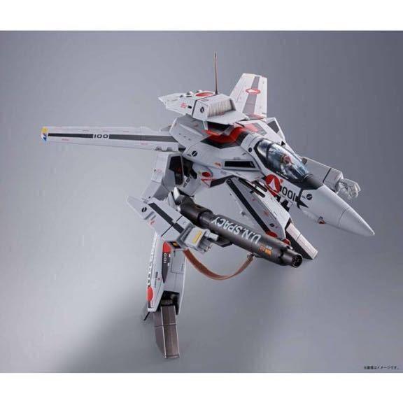 予約済 新品 未使用 DX超合金 劇場版VF-1S バルキリー 一条輝機 超時空要塞マクロス 愛・おぼえていますか VF-1S マクロス VF-1_画像4
