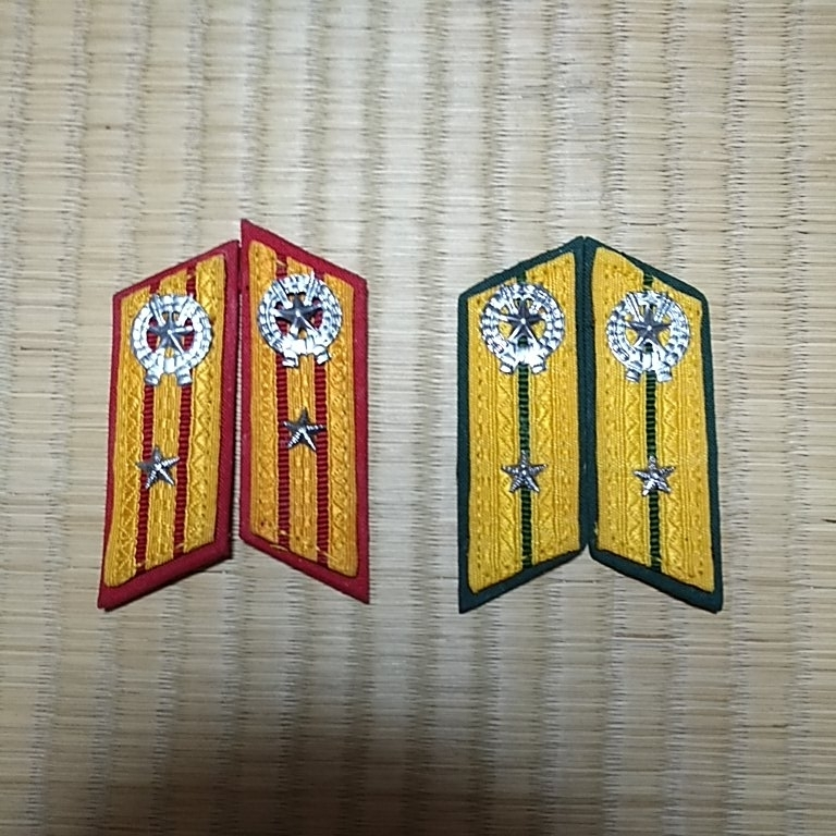 北朝鮮 軍服 (朝鮮人民軍 北朝鮮軍)_画像6