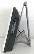 美品!地デジ16V型 ORIONオリオン BKS16W2 LEDハイビジョン液晶テレビです。_本体の高さ調整できます。