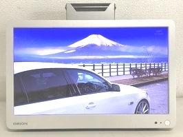 美品!地デジ16V型 ORIONオリオン BKS16W2 LEDハイビジョン液晶テレビです。_画像1