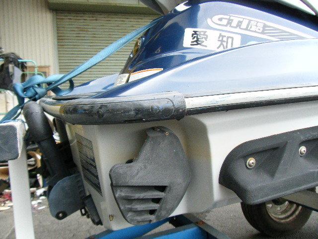 シードゥー 3人のり バック付き 入門艇 4スト GTI-SE130 愛知から売切り 船検付き 検索 GTX IS 4サイクル 実働 155 185 215 255 260 300_画像8