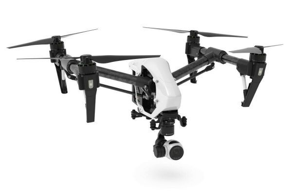 DJI Inspire 1 V2.0 Quadcopter 4K ドローン インスパイア マルチコプター インスパイア1