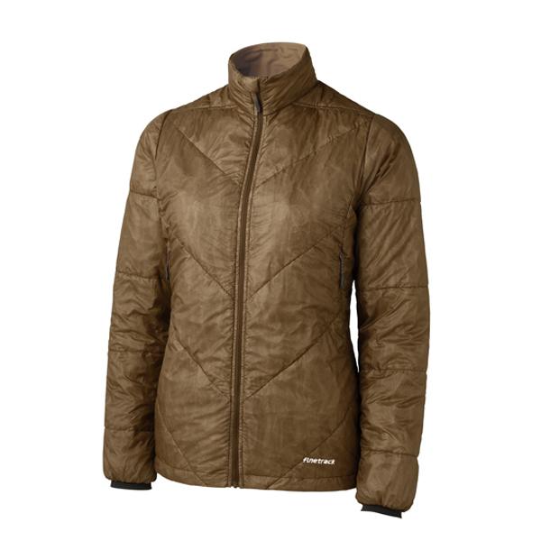 ポリゴン2ULジャケット(女性用)/ファイントラック(旧モデル)Sサイズ
