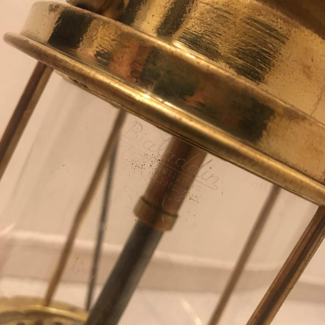 Vapalux ヴェイパラックス バイアラジン300X 英国製 ケロシン 灯油 ランタン_画像8