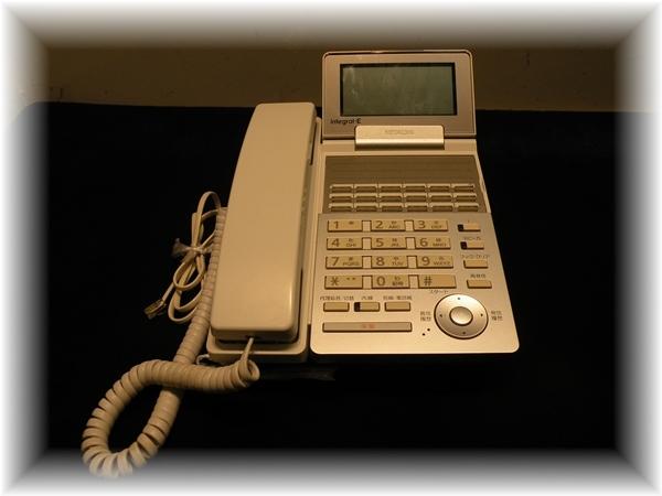 F6500 日立 HITACHI 18ボタン 標準電話機 ビジネスフォン ET-18iE-SD_画像1