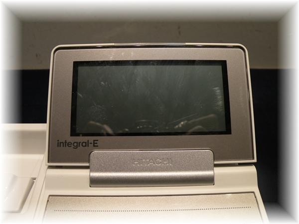 F6500 日立 HITACHI 18ボタン 標準電話機 ビジネスフォン ET-18iE-SD_画像9