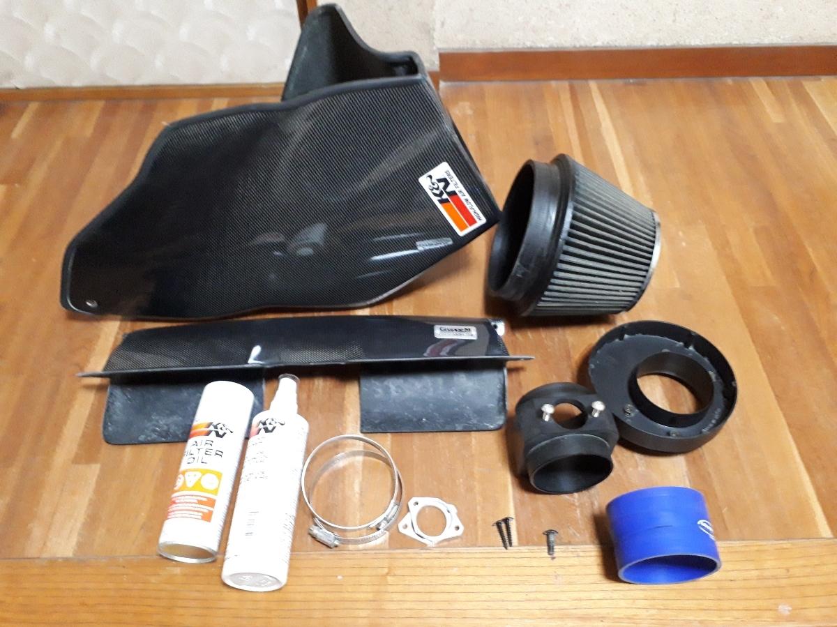 BMW E90 325/330用 GroupM ラムチャ― 美品