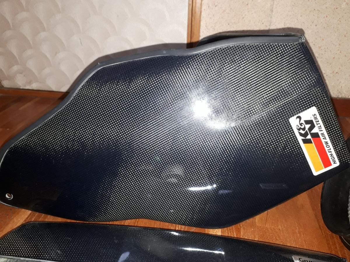 BMW E90 325/330用 GroupM ラムチャ― 美品 _画像3