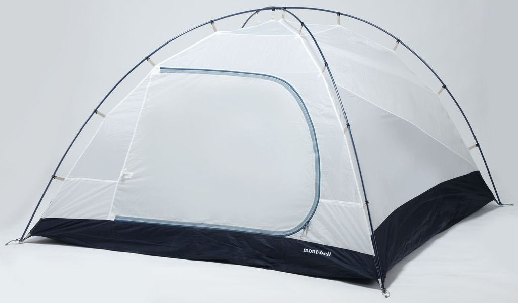 モンベル ドラえもんコラボクロノスキャビン三型テント未使用品_画像7