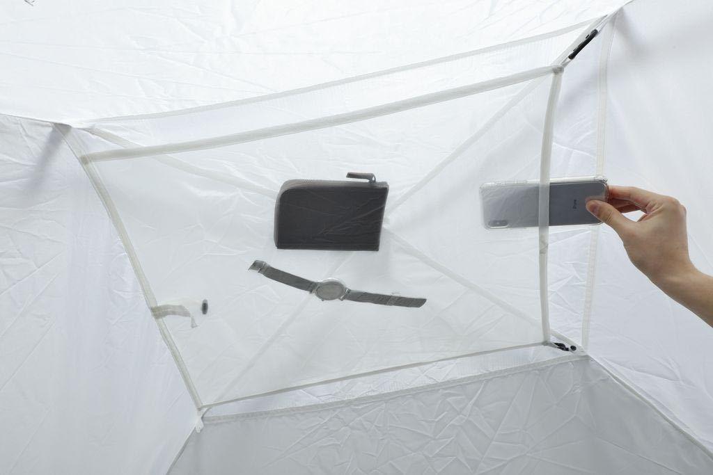 モンベル ドラえもんコラボクロノスキャビン三型テント未使用品_画像6