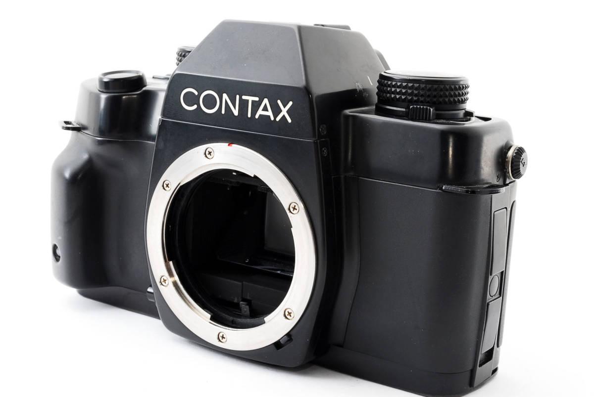 ★超美品!★ Contax コンタックス ST ボディ  450405_画像1
