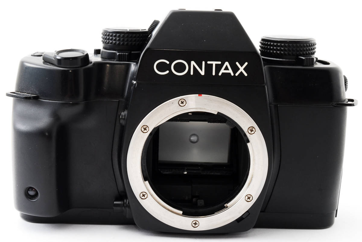 ★超美品!★ Contax コンタックス ST ボディ  450405_画像2
