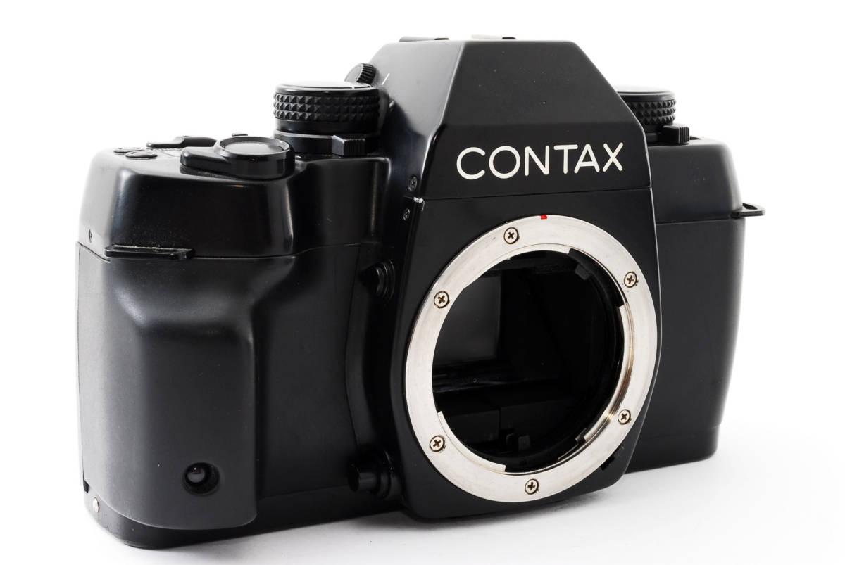 ★超美品!★ Contax コンタックス ST ボディ  450405_画像3