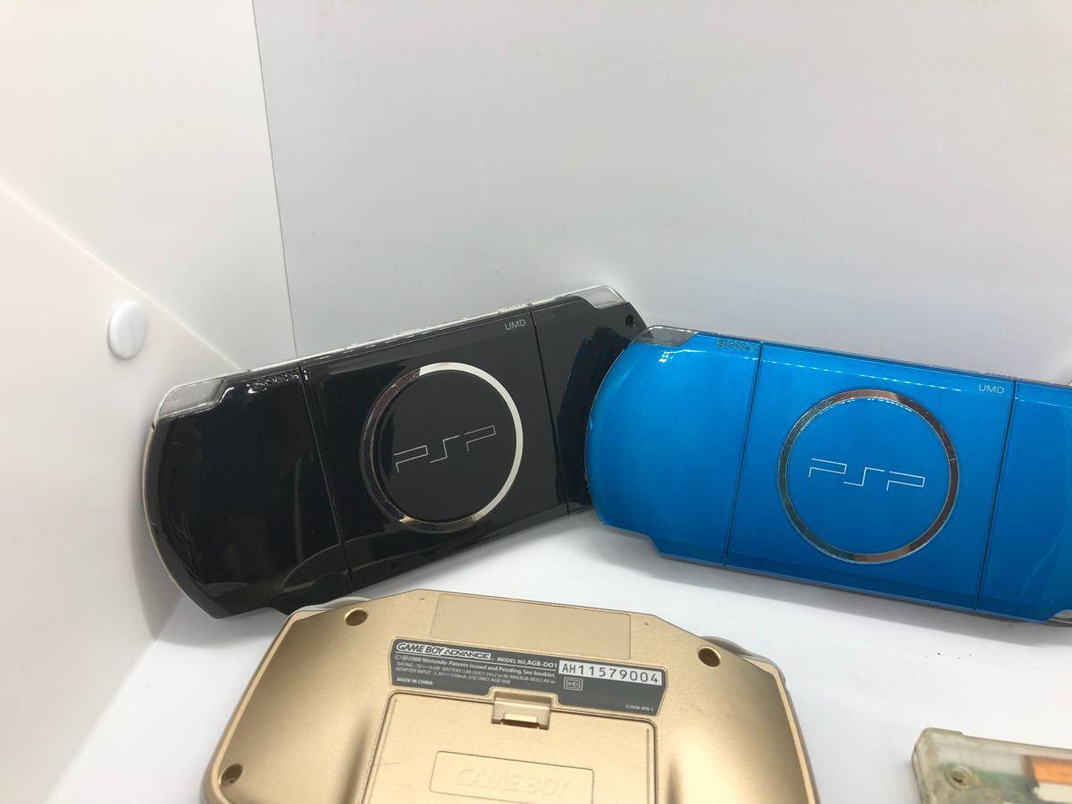 【大量】【ポータブルゲーム機】 PSP 3000 1000 ゲームボーイ カラー ポケット アドバンス DS ソニー sony 任天堂 動作未確認 ジャンク扱い_画像10