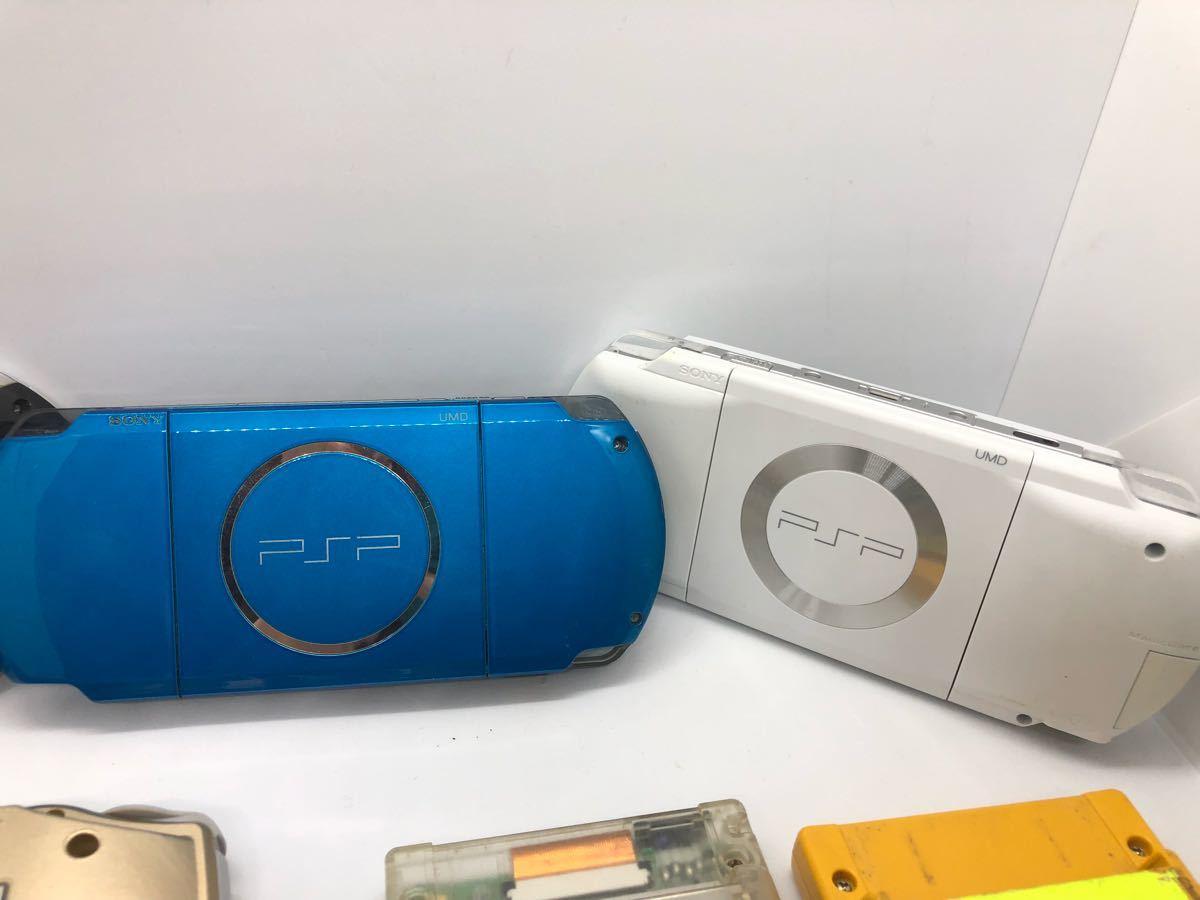 【大量】【ポータブルゲーム機】 PSP 3000 1000 ゲームボーイ カラー ポケット アドバンス DS ソニー sony 任天堂 動作未確認 ジャンク扱い_画像9